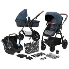 Kinderkraft Multipurpose عربة 3in1 XMOOV Denim