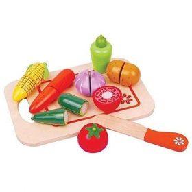 لعبة Lelin - Vegetable Cut-Ups