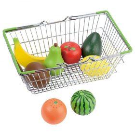 لعبة Lelin - My Shopping Basket - Fruit Set