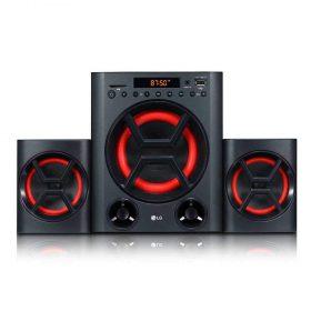 مكبر صوت LG - LK72B XBoom Boom Blast Multimedia Speaker - أسود