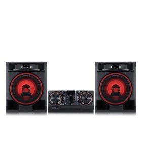مكبر صوت LG - CL65 XBoom Mini Hi-Fi System - أسود