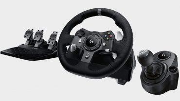 عجلة القيادة LOGITECH G920 RACING WHEEL - لوجيتك