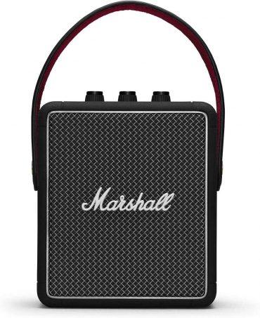 مكبر صوت Marshall - Stockwell 2 Wireless Stereo Speaker - أسود