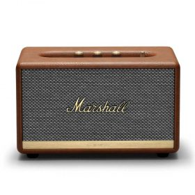 مكبر صوت Marshall - Acton II Wireless Stereo Speaker - بني