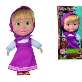لعبة دمية ماشا 23 سم SIMBA - Masha Soft Doll