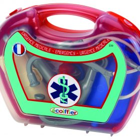 لعبة حقيبة الطبيب الكبيرة ECOIFFIER - EC big doctor case