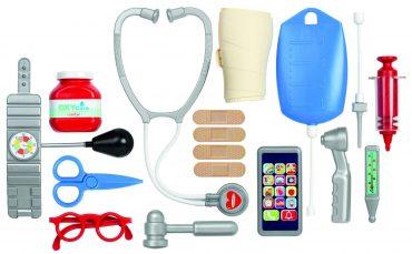لعبة علبة أدوات الطبيب ECOIFFIER - Deluxe Doctor Case