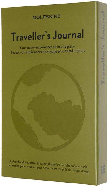 دفتر ملاحظات Moleskine - Travel Journal Theme Notebook - 400 صفحة