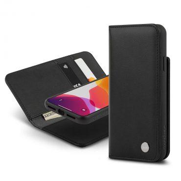 كفر موبايل Moshi - iPhone 11 Pro Max Case - أسود