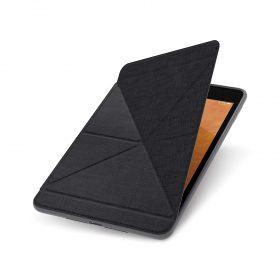 كفر حماية بغطاء قابل للطي Moshi - VersaCover Case for 2019 iPad Mini 5th Gen - أسود