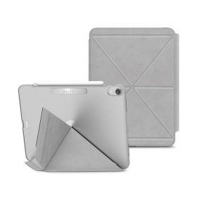 كفر حماية بغطاء قابل للطي Moshi -VersaCover Case for iPad Pro 11 - رمادي