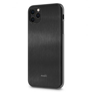 كفر iPhone 11 Pro و Pro Max MOSHI - أسود