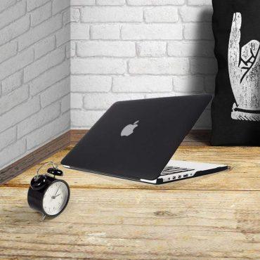 كفر Macbook Pro 13R من MOSHI - أسود