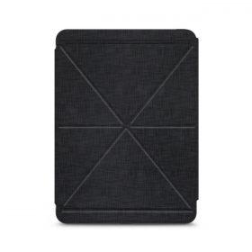 كفر حماية بغطاء قابل للطي Moshi - VERSACOVER for iPad Pro 12.9 (4th/2nd Gen) - أسود