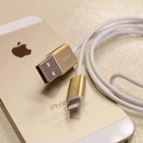 كابل USB مع موصل Lightning - MOSHI