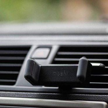 حامل هاتف للسيارة من MOSHI - أسود