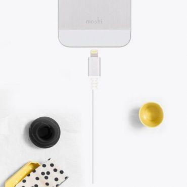 كابل USB مع موصل Lightning -MOSHI