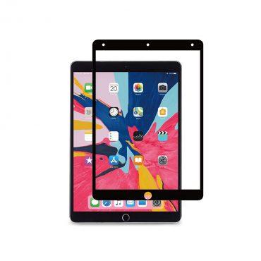 شاشة حماية Moshi - iVisor AG Screen Protector for iPad 10.5 2019 - أسود