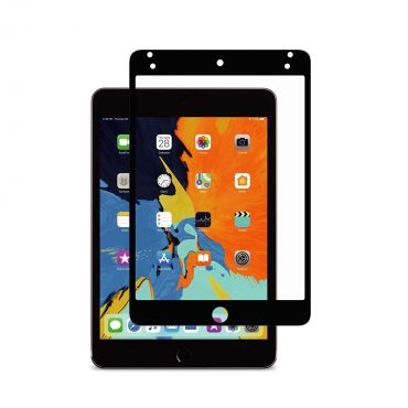 شاشة حماية Moshi - iVisor AG Screen Protector for iPad Mini 5 2019 - أسود