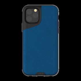 كفر جلدي MOUS -  iPhone 11 Pro Max - أزرق