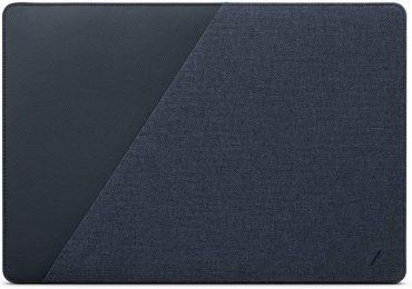 حقيبة فاخرة Macbook 13 إنش NATIVE UNION - أزرق