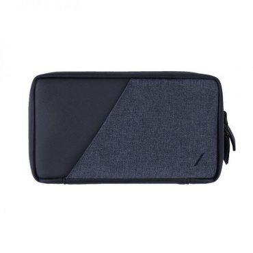 حقيبة سفر قماشية صغيرة NATIVE UNION - أزرق