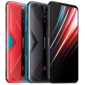 هاتف الألعاب Nubia RedMagic 5G – رامات 8 جيجا – 128 جيجا تخزين – أسود / أحمر