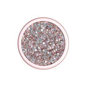 قبضة ومسند هواتف محمولة Nuckees - Stand and Grip - Diamond Cluster - وردي
