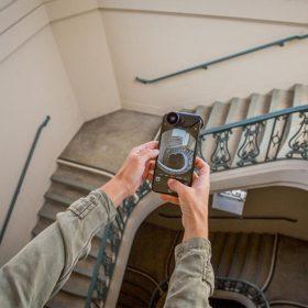 عدسات لكاميرا iPhone 7/7 Plus -OLLOCLIP