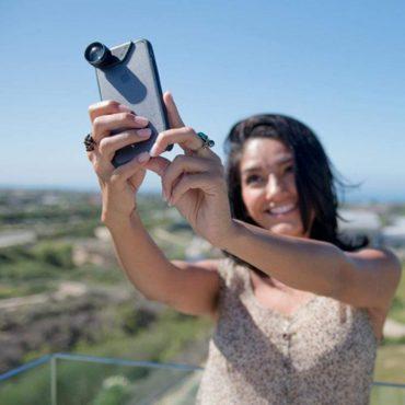عدسات لكاميرا iPhone 8/8 Plus و 7/7 Plus - OLLOCLIP