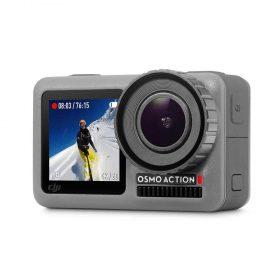 كاميرا DJI - Osmo Action Camera - أسود