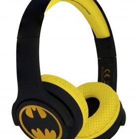سماعات رأس لاسلكية OTL Batman OnEar Wireless Kids HeadPhone - باتمان