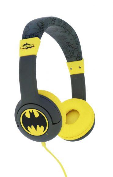 سماعات رأس سلكية OTL Batman OnEar Wired Headphone - باتمان