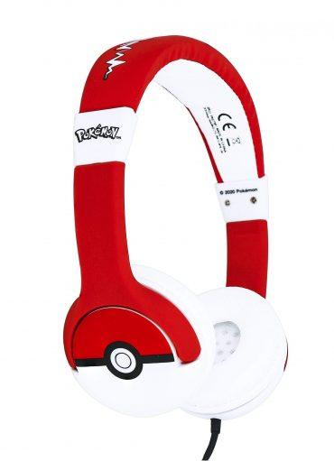 سماعات رأس سلكية OTL Pokemon OnEar Wired Headphone - بوكبول بيكمون