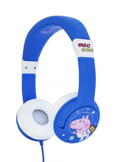 سماعات رأس سلكية OTL Peppa OnEar Wired Headphone – أزرق غامق