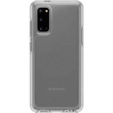 كفر شفاف Otterbox - Symmetry Clear Case for Samsung S20