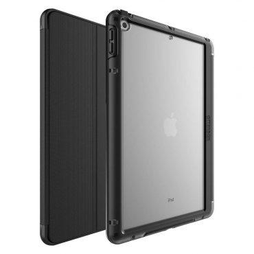 كفر دفتر آيباد الجيل السابع مقاس 10.2 بوصة OtterBox Symmetry Folio Apple iPad - أسود