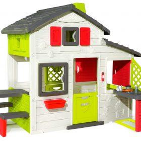 لعبة منزل الأصدقاء  Friends House Playhouse with kitchen