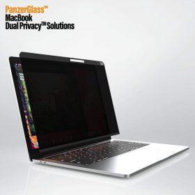 شاشة حماية مغناطيسية 13.3 بوصة PanzerGlass - Magnetic Privacy Screen Protector MacBook Air/ Pro