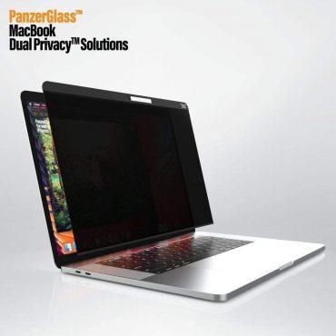 شاشة حماية مغناطيسية 15.4 بوصة PanzerGlass - Magnetic Privacy Screen Protector MacBook Pro
