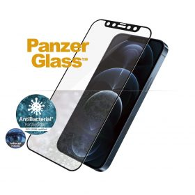 شاشة حماية PanzerGlass - Anti-BlueLight iPhone 12 Pro Max Screen Protector - إطار أسود