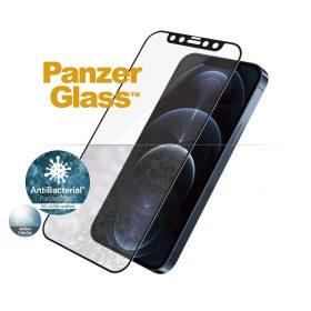 شاشة حماية PanzerGlass - Anti-Glare iPhone 12 Pro Max Screen Protector - إطار أسود