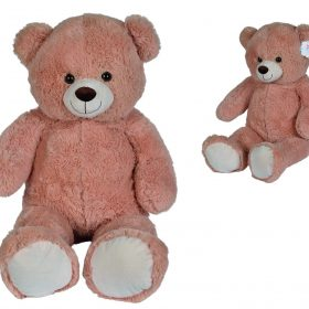دمية الدب البيج 100سم NICOTOY - Bear beige