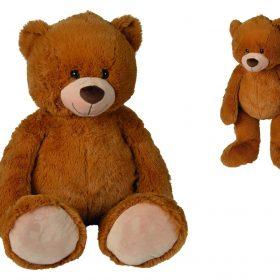 دمية الدب البني 60 سم NICOTOY - Brown Bear