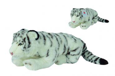 دمية النمر الأبيض 50 سم NICOTOY - White Tiger