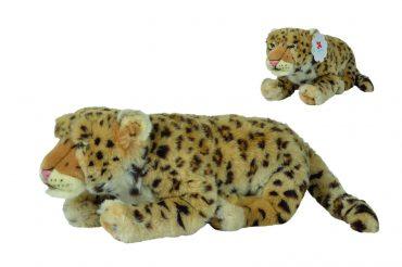 دمية النمر 50  سم NICOTOY - Leopard With Beans