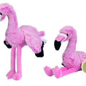 لعبة فلامينجو 23 سم CLEMENTONI - Flamingo With Beans