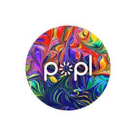 بطاقة التعريف الإلكترونية  Popl Instant Sharing Device - Tie Dye