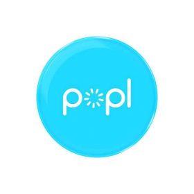 بطاقة التعريف الإلكترونية Popl Instant Sharing Device - Blue