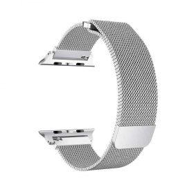 حزام ساعة آبل المعدني بتصميمه الأنيق 40 مللي/38 مللي - جميع الألوان